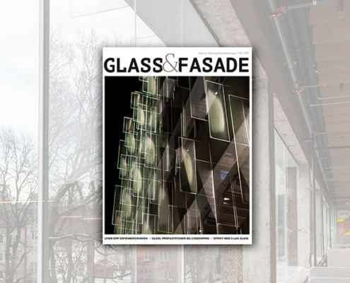 Foto. Glass og fasade 0117