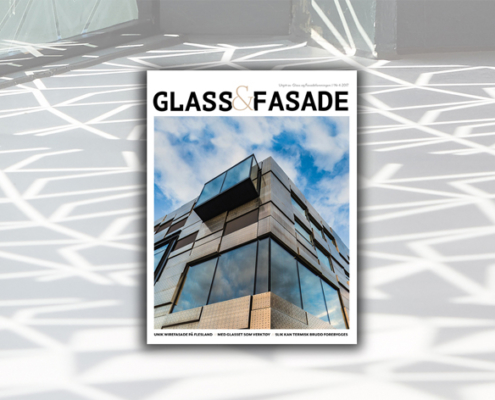 Foto. Cover Glass og Fasade 0417