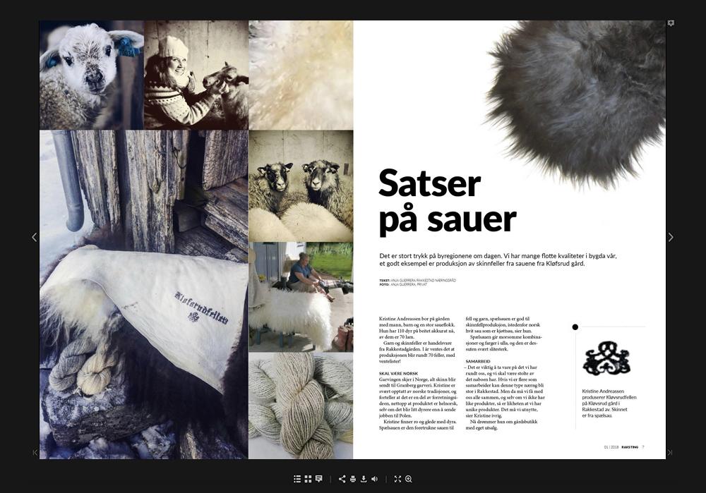 Foto. magasindesign