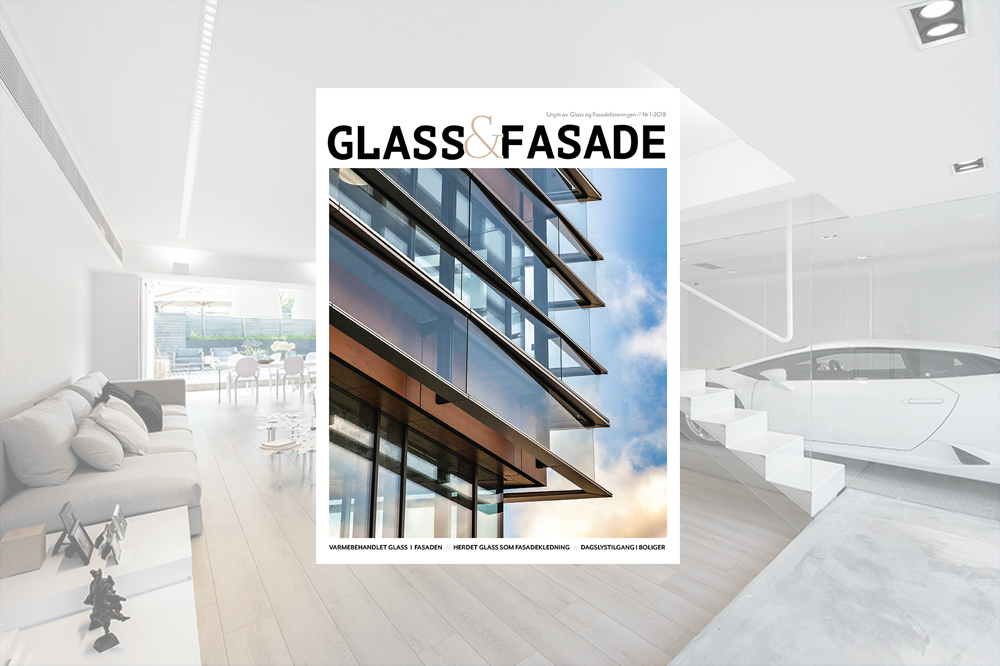 Foto. Cover Glass og Fasade 0118