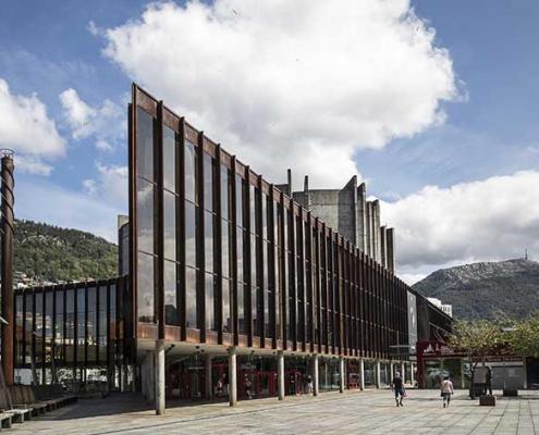 Foto av Grieghallen