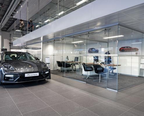 Foto av Porsche Center