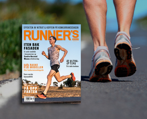 Cover Runners World 0421