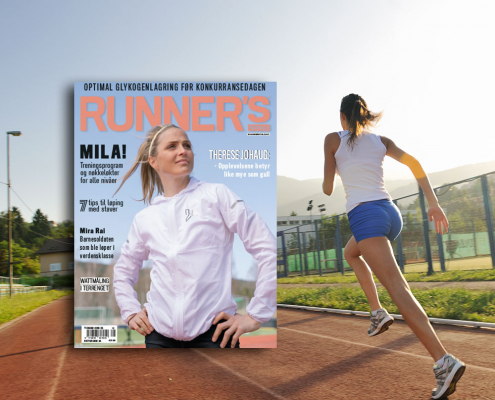 Cover Runners World 0521